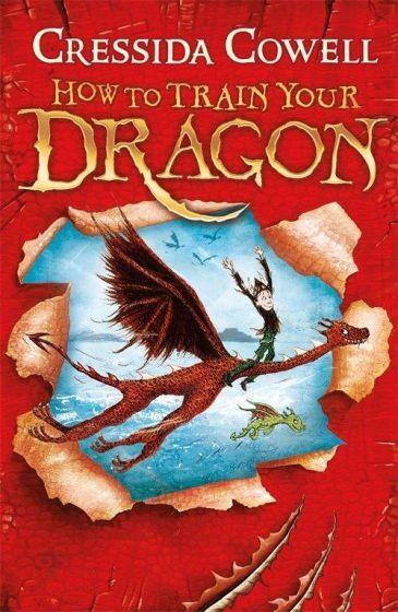 How to Train your Dragon - Pack of 6