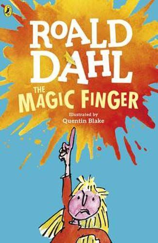 The Magic Finger - Pack of 6