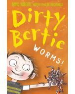 Dirty Bertie: Worms! - Pack of 6