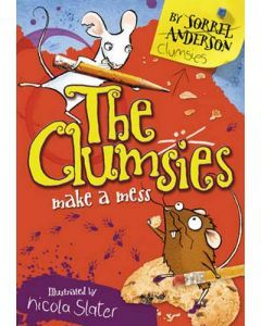 The Clumsies Make a Mess - Pack of 6