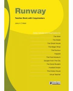 Runway Teacher Book + CD