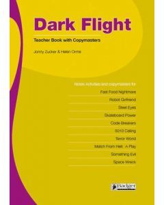 Dark Flight Teacher Book + CD
