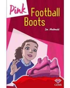 Pink Football Boots