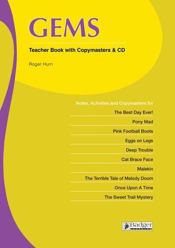 Gems Teacher Book & CD