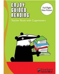 Full Flight Non-Fiction Guided Reading Teacher Book + CD