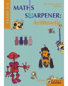 Maths Sharpener: Arithmetic Teacher Book and CD Years 3 /4