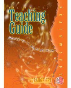 Brainwaves Teaching Guide: Orange