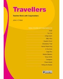 Travellers: Teacher Book + CD