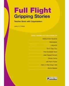Full Flight Gripping Stories: Teacher Book + CD