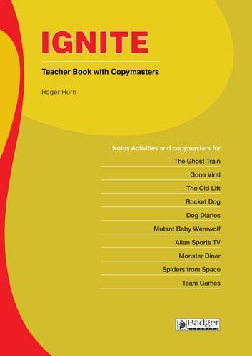 Ignite Teacher Book & CD