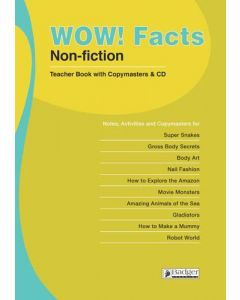 WOW! Facts (T) Teacher Book & CD