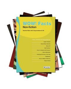 WOW! Facts Turquoise - Complete Pack with Teacher Book + CD