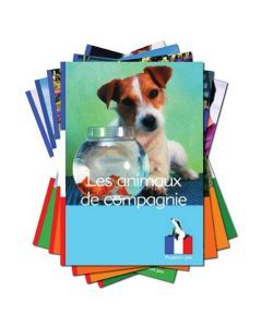 Premiers Pas French Pack 16 French non-fiction readers