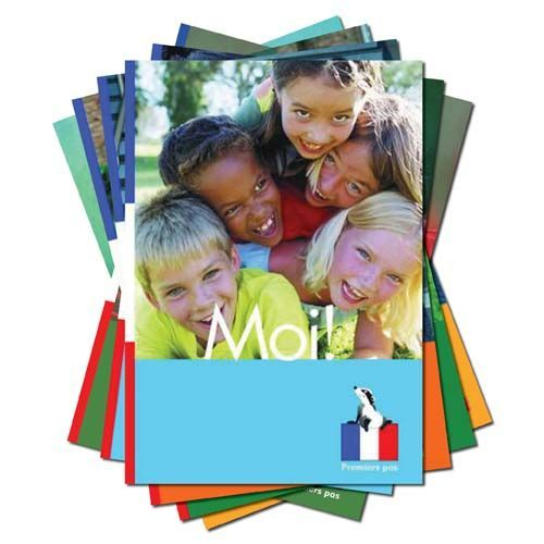 Premiers Pas French/English Pack 16 French and 16 English readers