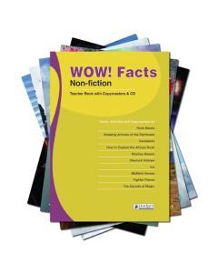 WOW! Facts Purple - Complete Pack With Teacher Book + CD
