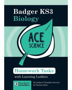 ACE Science: Homework Activities with Learning Ladders: Biology Teacher Book + CD