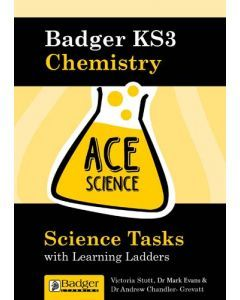 ACE Science: Science Task with Learning Ladders: Chemistry Teacher Book + CD