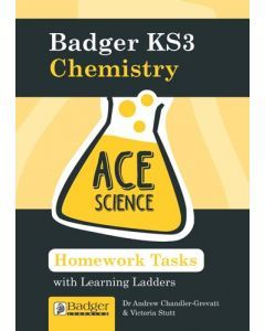 ACE Science: Homework Activities with Learning Ladders: Chemistry Teacher Book + CD