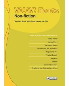 WOW! Facts (G) Teacher Book & CD