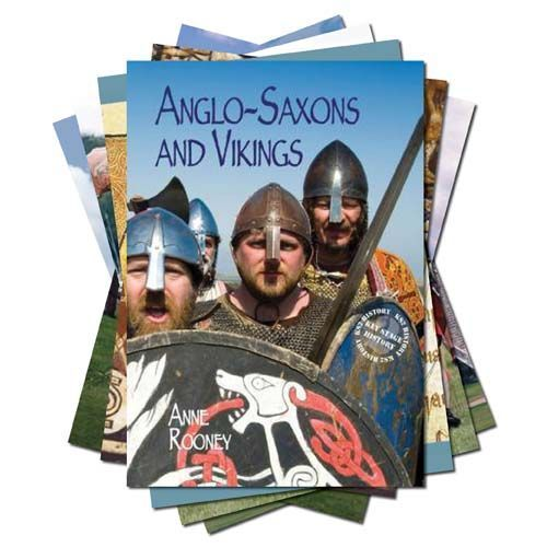 KS2 History Readers Pack