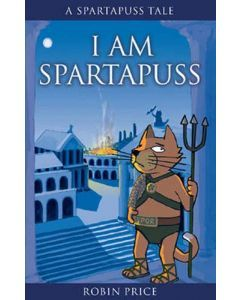 I am Spartapuss - Pack of 6