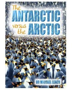 The Antarctic versus the Arctic