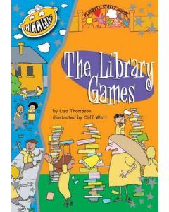 Plunkett Street School: The Library Games