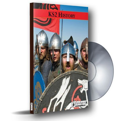 KS2 History - eBook PDF CD