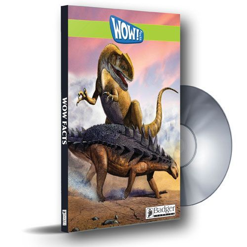 WOW! Facts Lime - eBook PDF CD