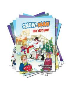 Snow-Man - Readers Pack
