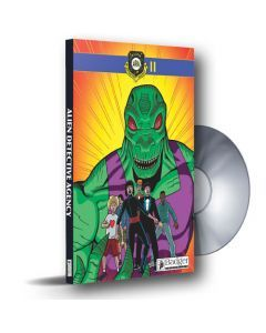 Alien Detective Agency II - eBook PDF CD