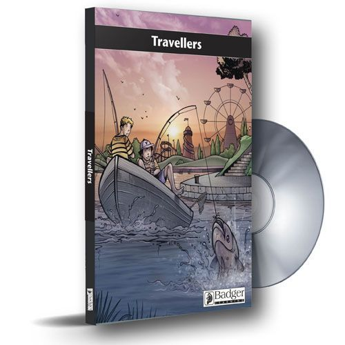 Travellers - eBook PDF CD