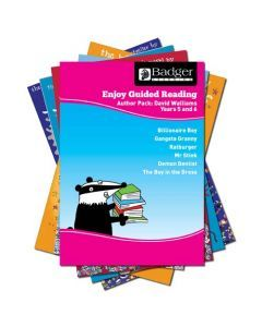 Enjoy Guided Reading David Walliams Pack