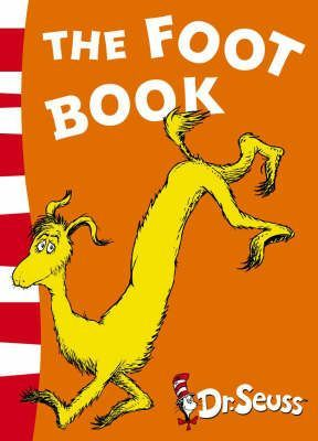 Dr. Seuss - Blue Back Book: The Foot Book: Blue Back Book