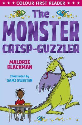 The Monster Crisp-Guzzler