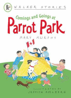 Comings and Goings at Parrot Park