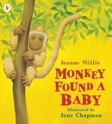 Monkey Found a Baby