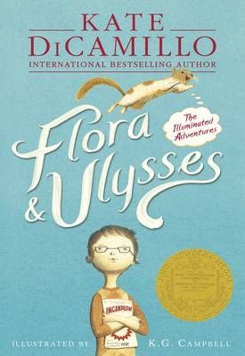 Flora & Ulysses: The Illuminated Adventures