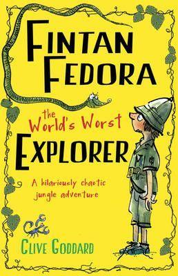 Fintan Fedora: the World's Worst Explorer