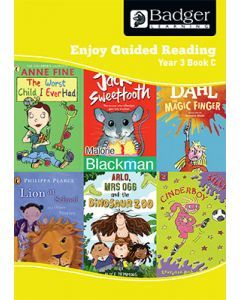 Enjoy Guided Reading Year 3 Book C Teacher Book & CD