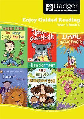 Enjoy Guided Reading Year 3 Book C Teacher Book & CD