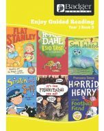 Enjoy Guided Reading Year 3 Book D Teacher Book & CD