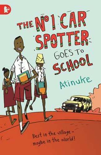 The No. 1 Car Spotter Goes to School - Pack of 6