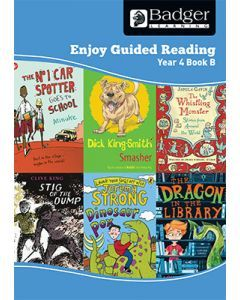 Enjoy Guided Reading Year 4 Book B Teacher Book & CD