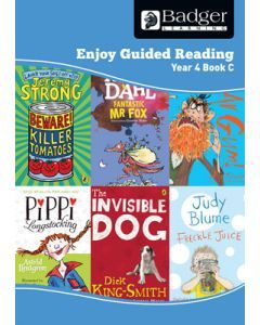 Enjoy Guided Reading Year 4 Book C Teacher Book & CD