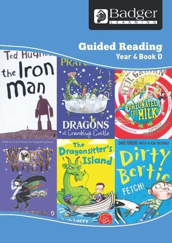 Enjoy Guided Reading Year 4 Book D Teacher Book & CD