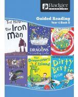 Enjoy Guided Reading Year 4 Book D Teacher Book & CD