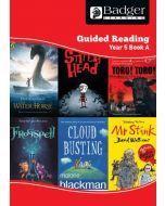Enjoy Guided Reading Year 5 Book A Teacher Book & CD