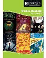 Enjoy Guided Reading Year 6 Book B Teacher Book & CD