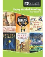 Enjoy Guided Reading Year 6 Book C Teacher Book & CD
